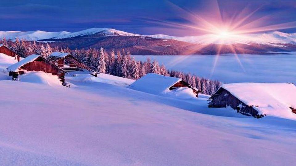 Прелесть зимы 10
