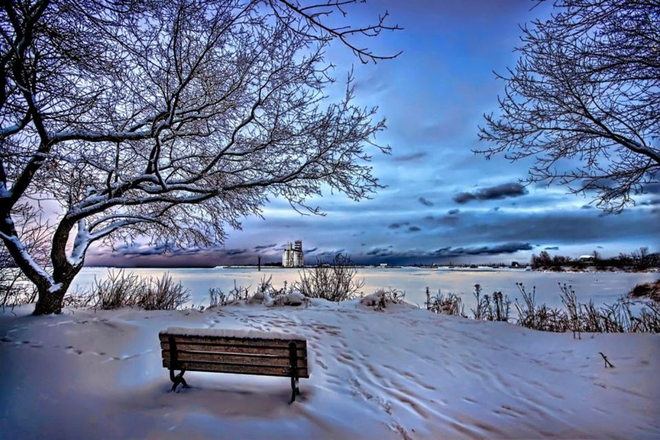 Прелесть зимы 13