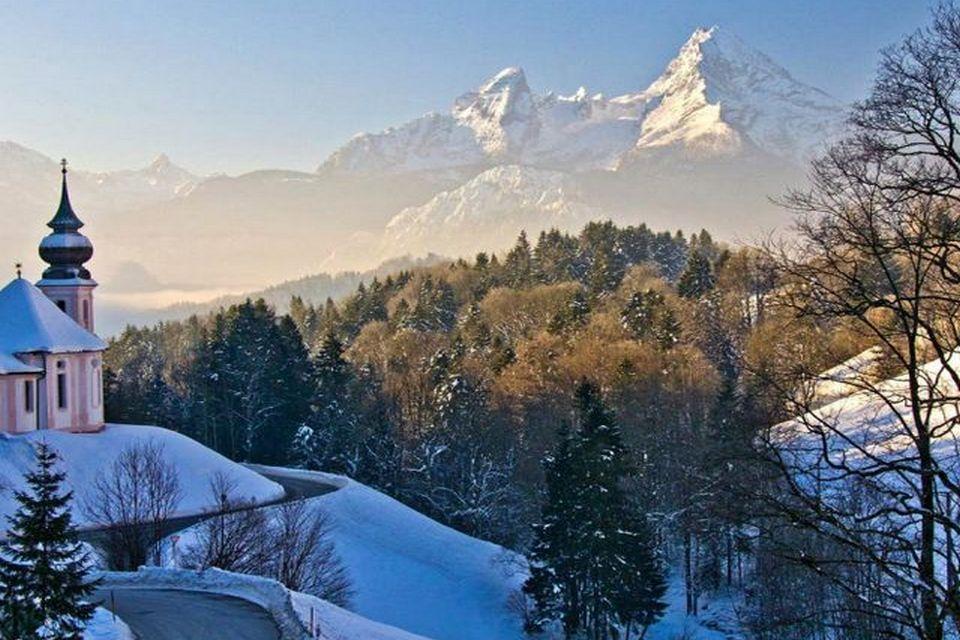 Прелесть зимы 14