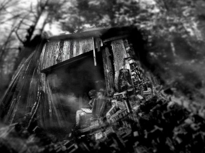 современный фото-художник Дамиан Войчик 20