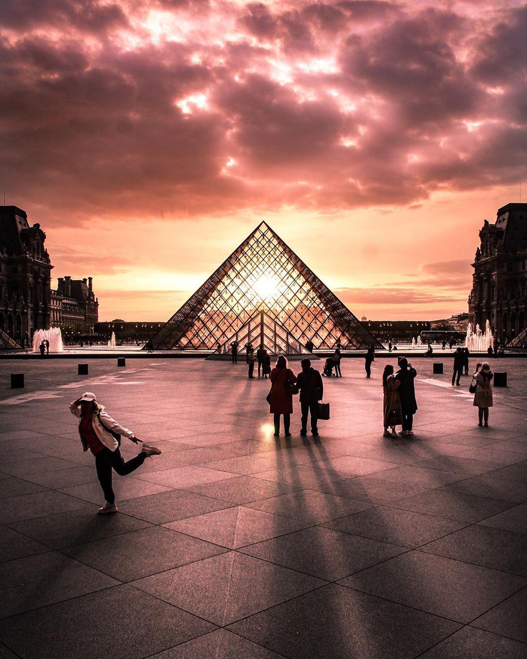 Фантастический Париж от Tatiana Liccia_01