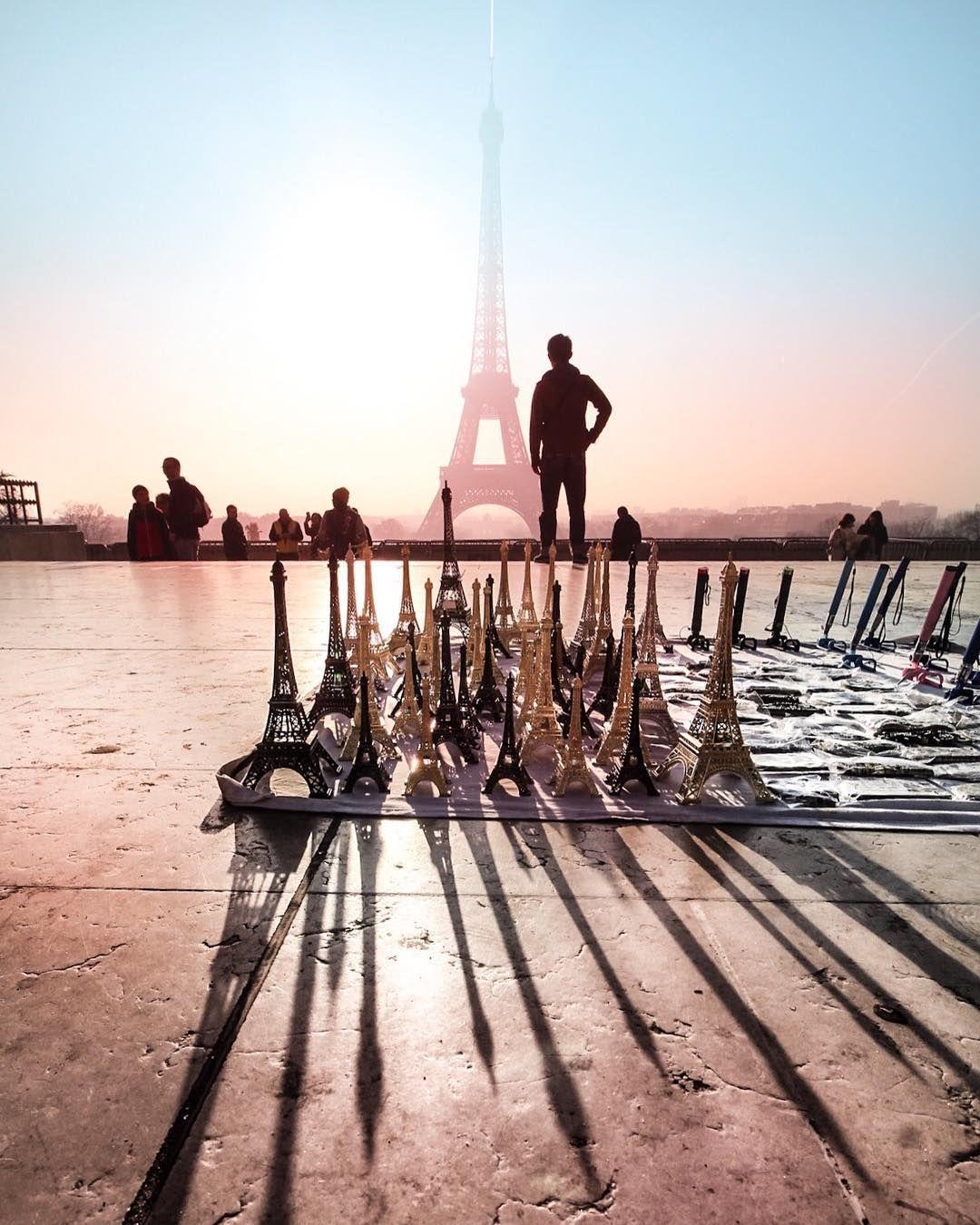 Фантастический Париж от Tatiana Liccia_06