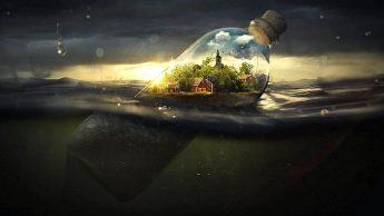 Фотоиллюзии для мечтателей от Эрика Йоханссона 03