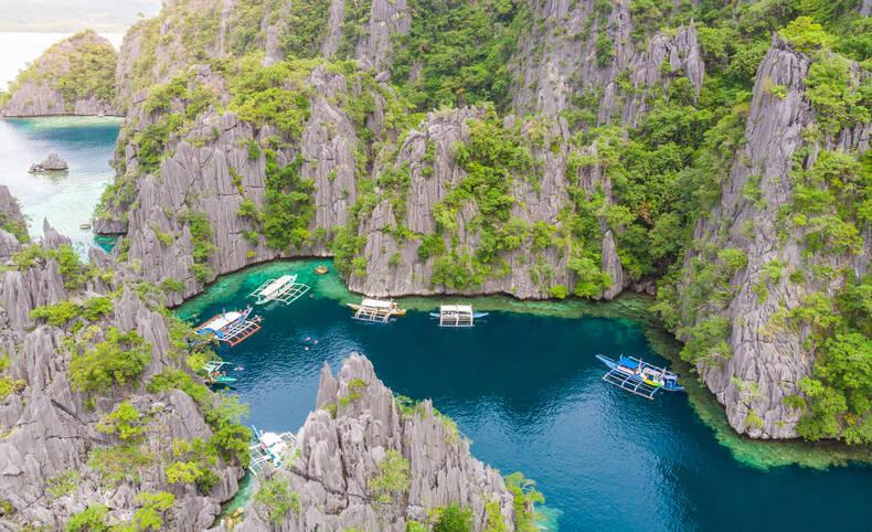 Лагуна Twin Lagoon