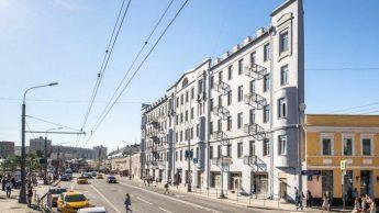 Плоский дом на Таганке: архитектурное чудо и оптическая иллюзия