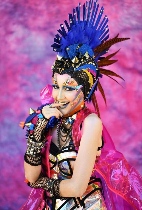 Всемирный фестиваль бодиартинга, прошедший в Австрии, продемонстрировал красоту человеческого тела в сочетании с талантом художника.