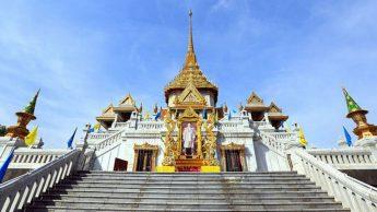 Золотая обитель Будды Шакьямуни в Калмыкии
