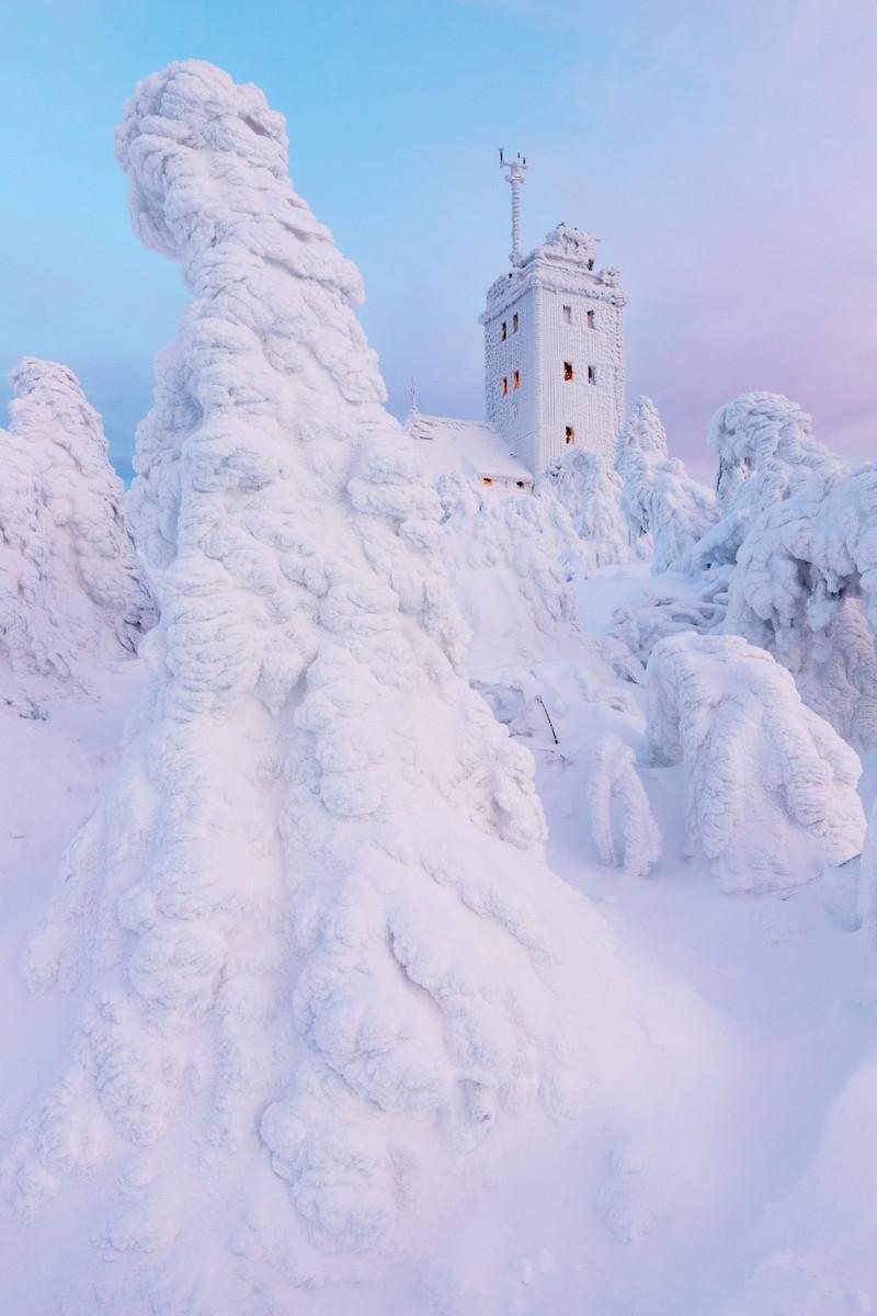 Фихтельберг, Рудные горы, Германия. Автор: Кристоф Шааршмидт.