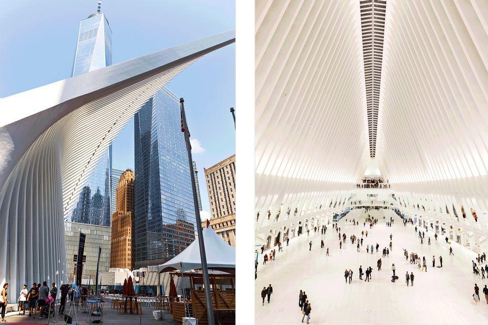 Гид по новейшей архитектуре Нью-Йорка: 10 зданий, которые стоит увидеть