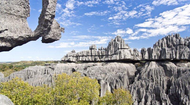 Горы Намули, Мозамбик