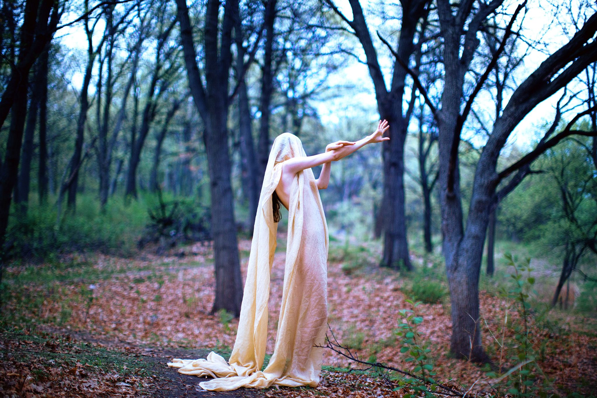 Мистика в фотографиях Lauren Wuornos