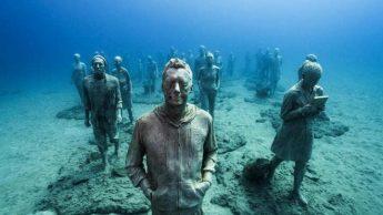 Подводный музей (Лансароте, Испания)