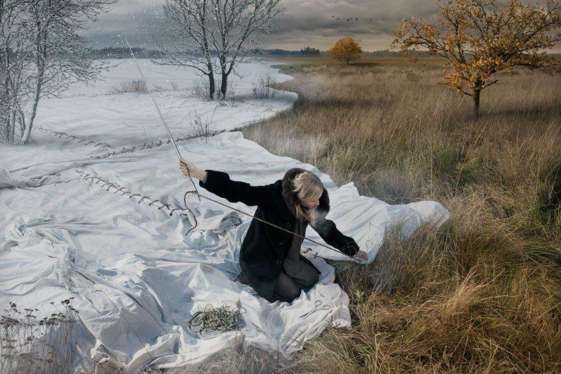 Реалистичный сюрреализм в фотографиях Эрика Йоханссона
