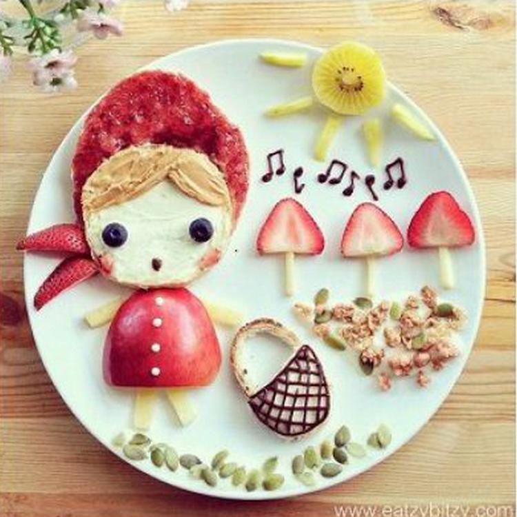 Вкусные сказки Саманты Ли