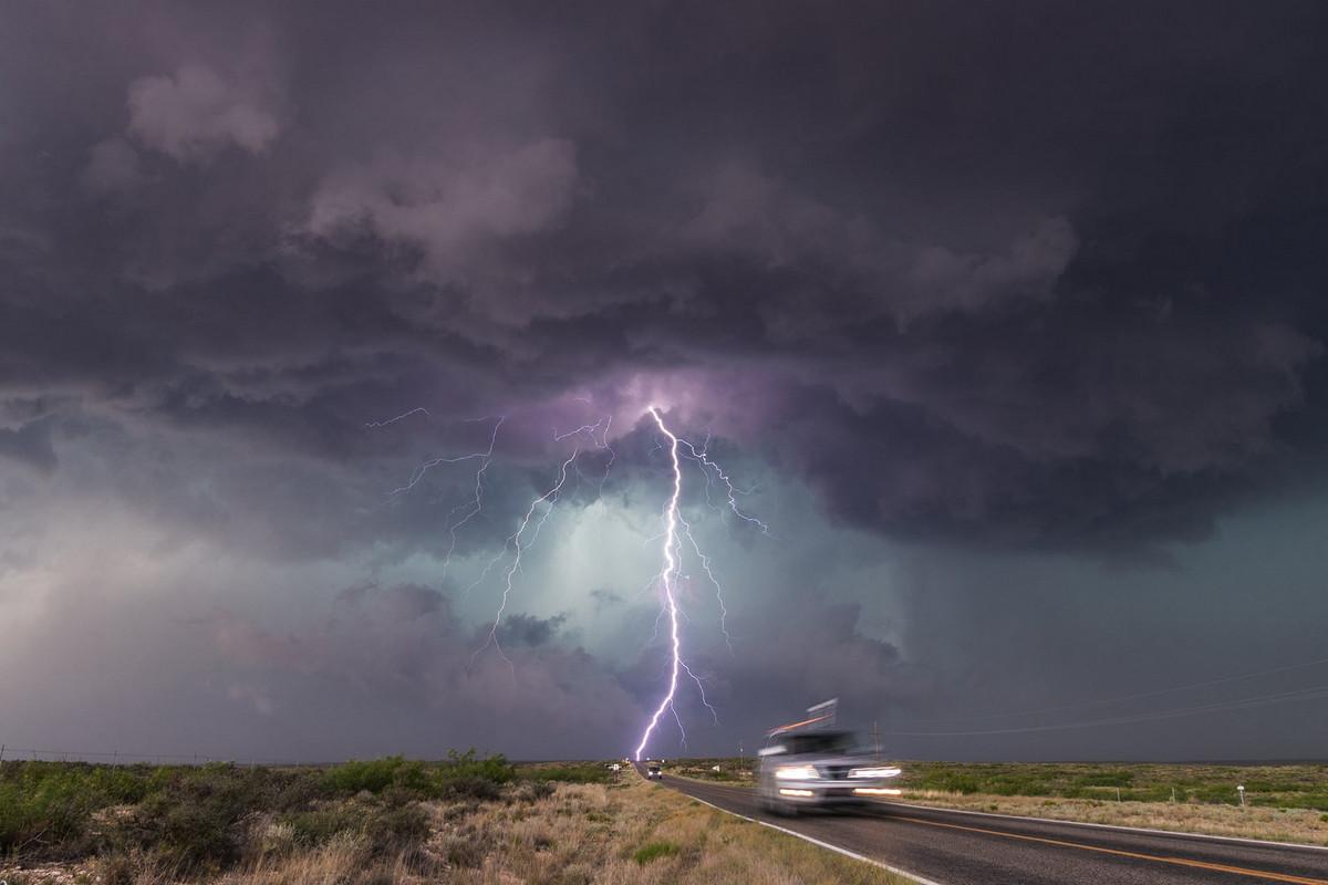 «Я иду за тобой». Нью-Мексико, США. Автор: Стю Шорт.