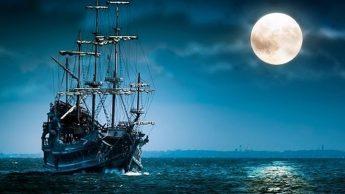 Знаменитые пиратские корабли - Счастливая доставка