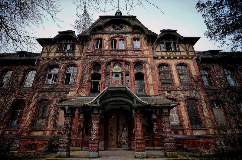 Белиц: гигантская больница в Германии