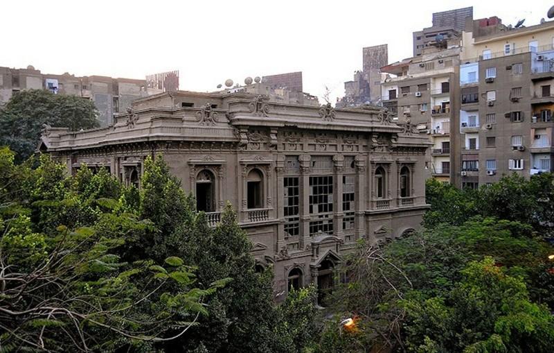 Дворец принца Саида-Хасима