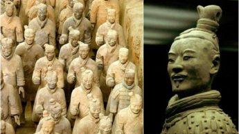 Керамические солдаты китайского императора. | Фото: tourisminchina.ru.