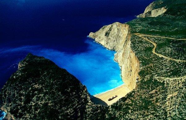 Красоты Земли с высоты - Греция