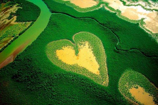 Красоты Земли с высоты - Новая Каледония