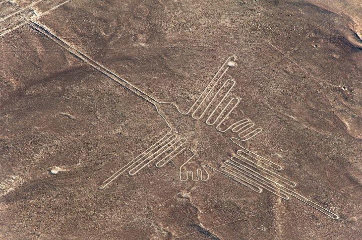 Наска, Перу - Места на планете, овеянные мистикой и легендами