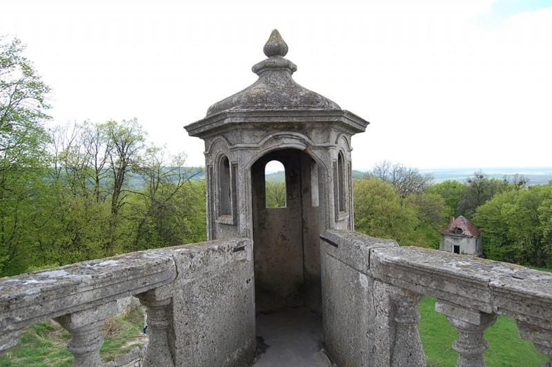 Подгорецкий замок, Украина