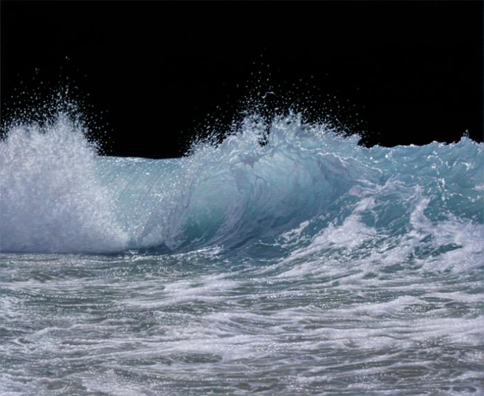 Новая волна. Автор: Joel Rea.